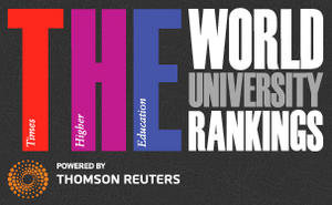 Times Higher Education - World Ranking Logo