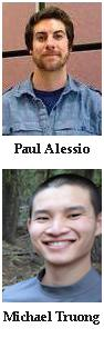 Paul Alessio and Michael Truong